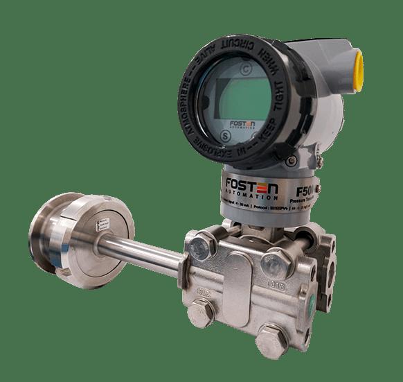 F500-S Transmissor Inteligente de Pressão e Sanitário