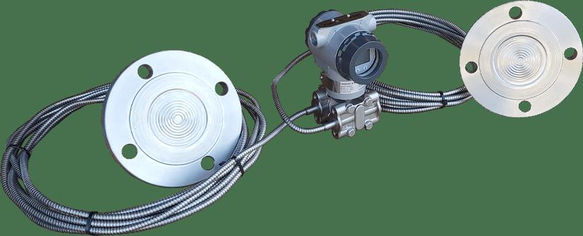 F500SR Transmissor de Pressão e Selo Remoto