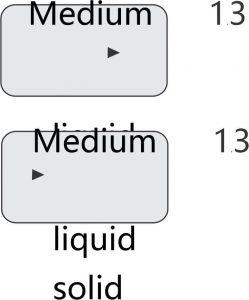 Medium Adjustment F500-ULT